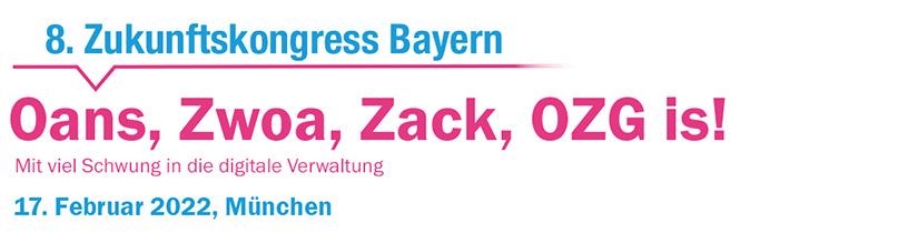 "Zukunftskongress ""Bayern"""